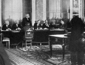 Ludwig von Mises – El tratado de Versalles (Gobierno Omnipotente)