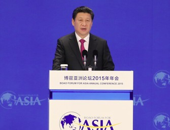 "Xi Jinping – Discurso pronunciado en ""Davos asiático"" 2013"