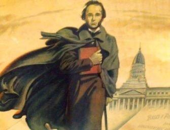 Juan Bautista Alberdi – Errores de Mitre sobre el origen de la revolución argentina