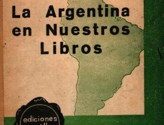Manuel Gálvez – El pais de los libros inadvertidos