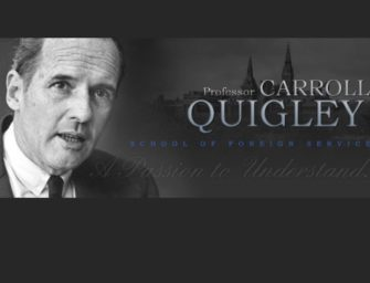 Carroll Quigley – Tragedy & Hope (fragment)