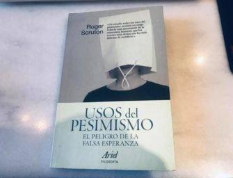 Roger Scruton – La falacia de la suma cero